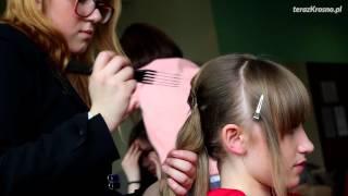 Wojewódzkiego Turnieju o Tytuł Najlepszego Ucznia w Zawodzie Fryzjer Krosno 2016