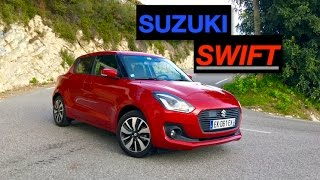 2017 Suzuki Swift Review - Inside Lane