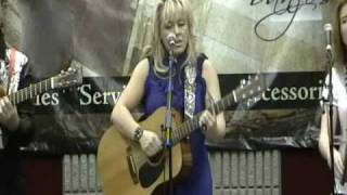 IBMA video Donna Hughes song: Johnny