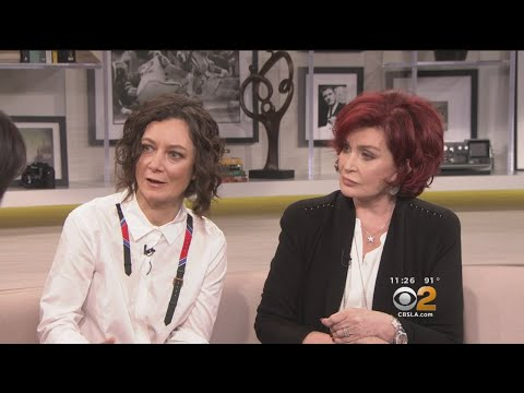 Sara Gilbert, Sharon Osbourne Discuss New Season Of 'The Talk'