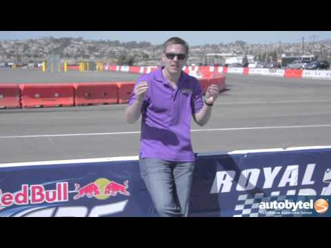 Steve Arpin at the 2014 GRC Global RallyCross Media Day