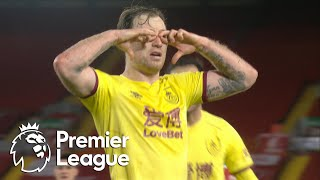 Ashley Barnes gives Burnley shocking lead over Liverpool | Premier League | NBC Sports