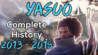 Complete History Of Yasuo: League's Most Despised Champion