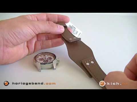Fossil horlogeband vervangen CH2565-CH2891-CH2890-CH2586-CH2564 en CH2592