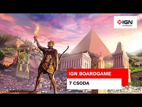 IGN BoardGame: 7 Csoda - IGN Hungary