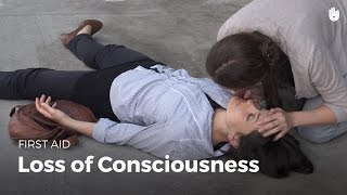 First Aid: Loss of Consciousness (Red Cross/Crescent)