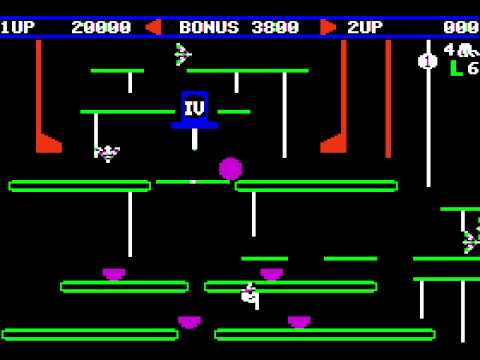 [TAS] AppleII Apple Cider Spider by TASeditor in 01:44,2