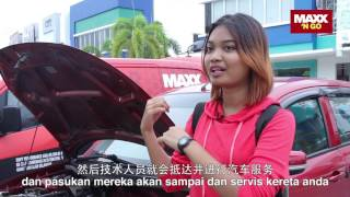 Maxx 'N Go Testimonials by Student & Office Worker