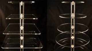7 Tier Acrylic Cupcake Stand Review