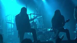 GAAHLS WRYD (EX GORGOROTH) LIVE AT THE ELECTRIC BALLROOM, CAMDEN, LONDON 110419 FULL SET (HD)