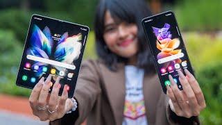 รีวิว Samsung Galaxy Z Fold3 5G สัมผัสประสบการณ์ใหม่ของสมาร์ทโฟนหน้าจอพับได้ ยกระดับความพรีเมี่ยม และนวัตกรรมที่สมบูรณ์แบบกว่าที่เคย