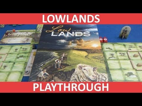 Lowlands - Playthrough - slickerdrips