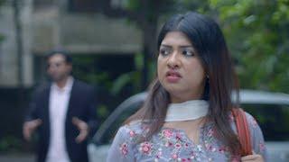 বয়ফ্রেন্ড শাড়ি পরতে বলায় যা বললো মেয়েটি... Afran Nisho, Sarika Sabah |  Lovely Wife Bangla Natok
