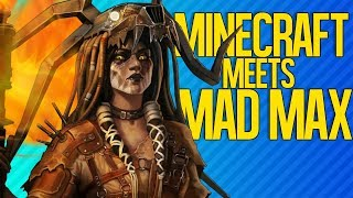 MINECRAFT MEETS MAD MAX   Crossout