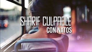 SHARIF Feat NATOS   CULPABLE (LETRA)
