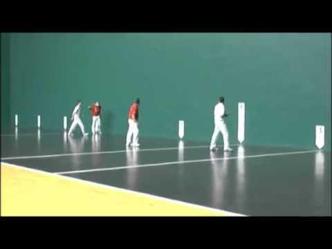 Pelota Cto. España de Clubes. Final Mano Parejas (3)