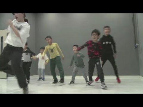 Chinese children embrace street dance amid hip-hop crackdown
