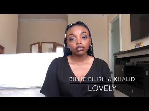 Billie Eilish & Khalid - Lovely (cover)   XAÉ