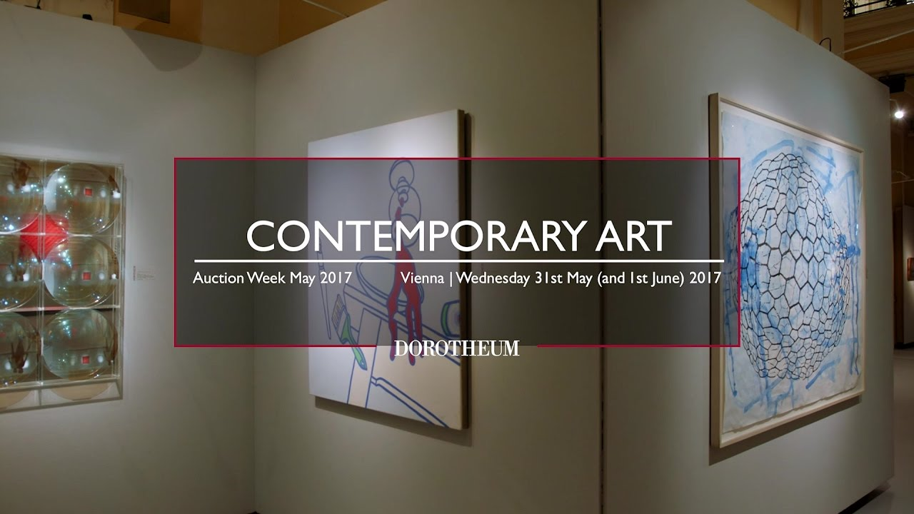 Preview | Contemporary Art | Dorotheum Contemporary Week May 2017