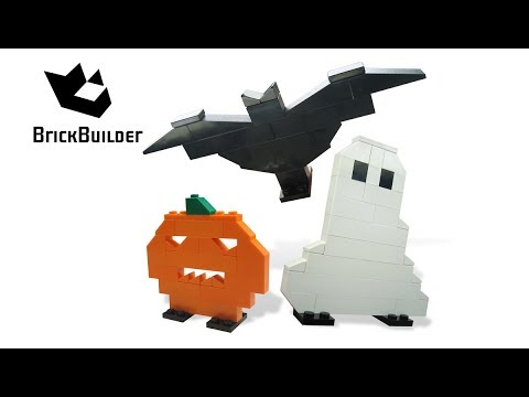 Vidéo LEGO Saisonnier 40020 : Ensemble d'Halloween (Polybag)