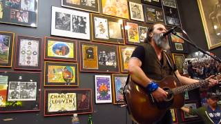 """Steve Earle Live at Twist & Shout """"King Of The Blues"""""""