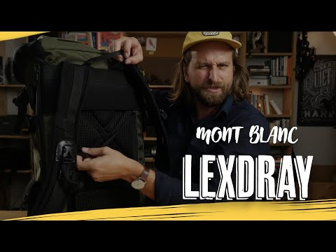 Lexdray Mont Blanc Pack