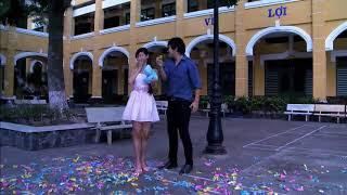 Bốn Mùa Trong Anh OST Bóng Ma Học Đường   Trần Lân Nhã ft  Mai Hương   Video Clip