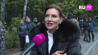 Елена Север и Дмитрий Нагиев снимаются в комедии. #RUНовости