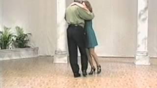 Tete & Silvia, Fundamentals of Salon Tango (Studio Performance from V327)