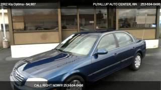 2002 Kia Optima lx - for sale in PUYALLUP, WA 98371