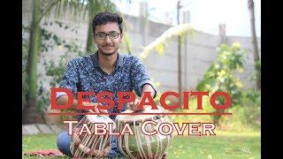 Despacito version Urbana sky Tabla cover | By Dhruval Sharma