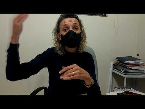 12/05/21 - Coordenadora da Saúde em Palotina Nissandra Karsten fala sobre vacinação COVID-19