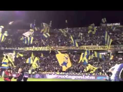 """""""dejando cualquier cosa de lado"""" Barra: Los Guerreros • Club: Rosario Central"""