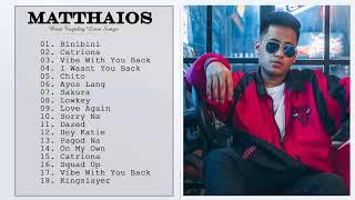 Matthaios - Matthaios Nonstop Playlist Music - Best Of Matthaios Playlist Full Album