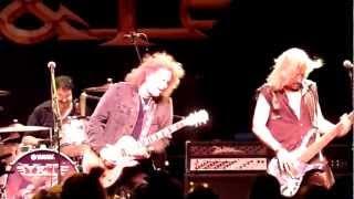 """Y&T - """"I'm Coming Home"""" - Live 11-17-2012 - Petaluma, CA - McNear's Mystic Theater"""