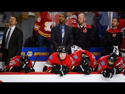 Ducks edge Flames four series sweep