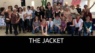 THE JACKET   LINE DANCE  März 2019