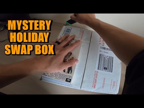 Reseller Holiday Swap Box with Common Tags | Unboxing Video