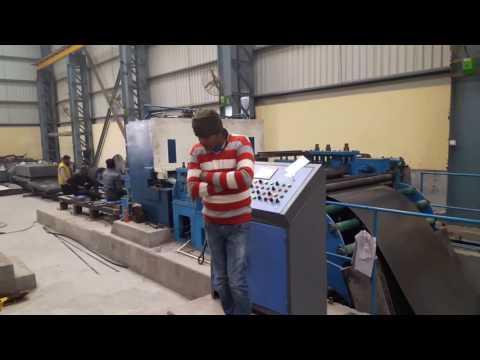 Coil Processing Machine