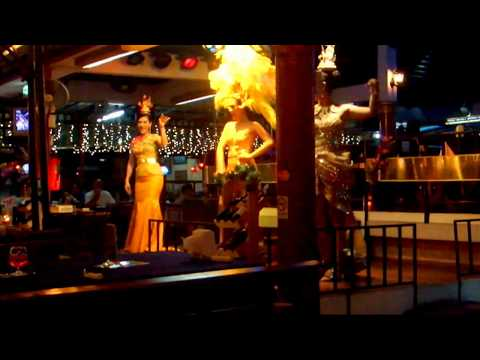 アキーラさん散策!タイ・パタヤ・夜の歓楽街①Night-walking in Pattaya in Thailand国際ジャーナリスト大川原 明!現地ルポ!