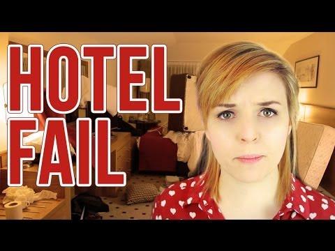 Jak se nechat vyhodit z hotelu