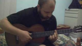 Russian Romance - 19th Century Guitar ЛЮБОВЬ  ВОЛШЕБНАЯ СТРАНА