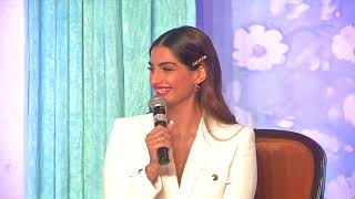 "Sonam Kapoor launched book ""The Diary On The Fifth Floor"" By Raisha Lalwani"