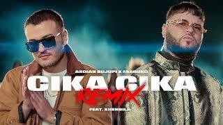 Ardian Bujupi X Farruko   CIKA CIKA (Remix) Feat. Xhensila (prod. By Master HP & Sharo Towers)