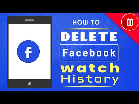 How To Delete Watched Videos On Facebook (2020)