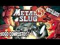 Metal Slug Anthology metal Slug 5 Jogo Completo Ps4