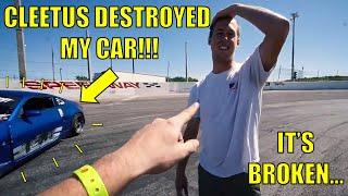 YouTuber Drift Crashes - 2019