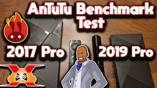 Antutu Benchmark Test (2019 Nvidia Shield Tv Pro VS 2017 Nvidia Shield Tv Pro!) Fixed!