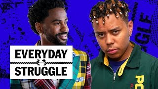 Ybn Cordae Lost Boy Review Big Seans 'overtime Dej Loafs Style Most Copiedeveryday Struggle