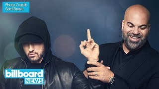 Eminem & Def Jam CEO Paul Rosenberg Talk 'Revival,' Future of Hip-Hop, Trump | Billboard News